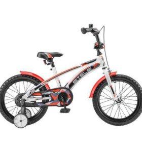 Новый велосипед Stels arrow 16