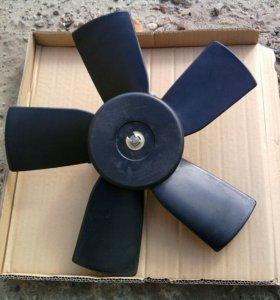 Электровентелятор охолождения радиатора газ 406.