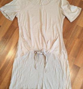 Платье- туника 46 р