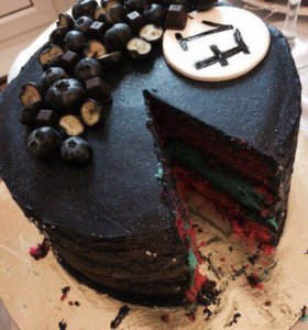 Торты, капкейки и любые желаемые десерты
