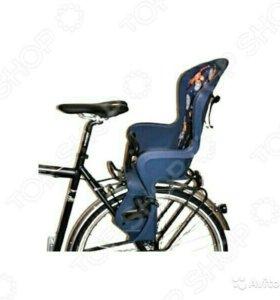 Детское кресло на велосипед.