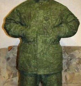 Продаются 2 комплекта зимней военной формы