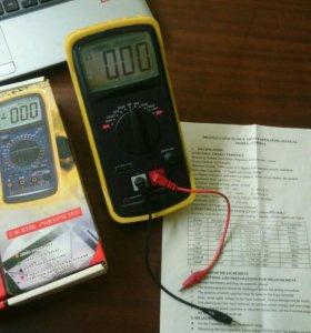 Професиональный тестер для измерения конденсаторов