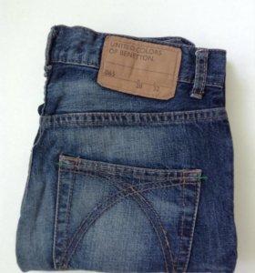 Новые джинсы 👖 Benetton