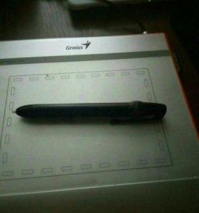Графический планшет genius pen 405x