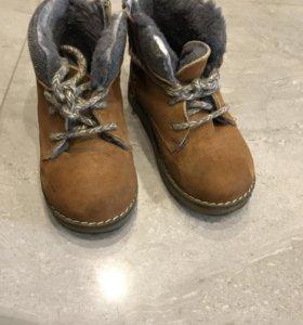 Детские ботинки 24р