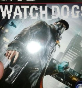 Игра watch dogs для пс3