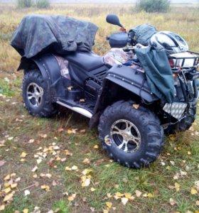Продам квадроцикол CF MOTO X5