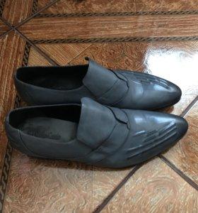 Кожаные Ботинки Paolo Conte