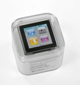 Плеер Apple iPod nano 6 16Gb (серебристый)
