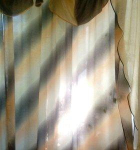 Лубрикен и шторы