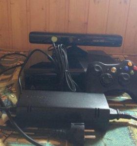 Xbox 360 + Kinect + HDMI + 32 игры