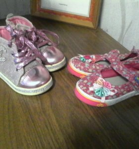 Обувь на девочку!