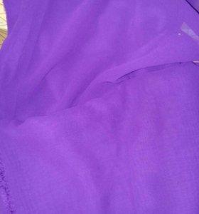 Фиолетовый трикотаж