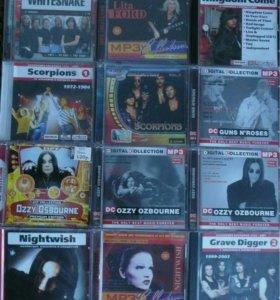 Зарубежный рок CD mp3.