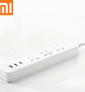 Xiaomi сетевой фильтр удлинитель с USB