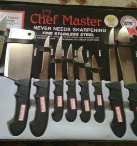 Набор японских ножей (новый)
