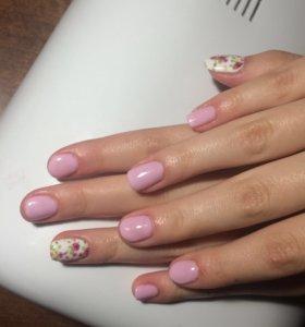 Ногти(гель-лак)