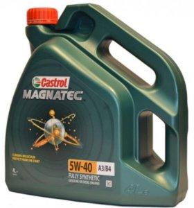 Моторное масло Castrol magnatec 5w40,30/10w40 4л