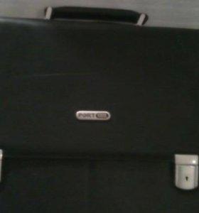 Портфель( бизнес-класс)