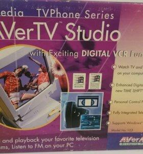 Телевизионный тюнер для компьютера