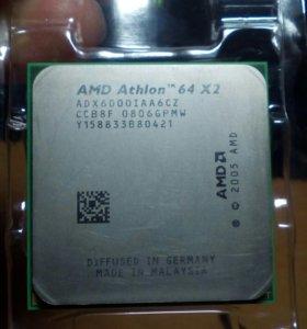 AMD ATHLON 64 x2 6000+ 3.0ггц
