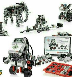 Занятия Робототехники Подольск