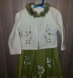 Платье р-р 116-128
