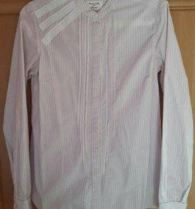 Блузка рубашка 44, 46 размер