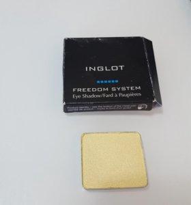 Inglot новые тени, можно как хайлайтер