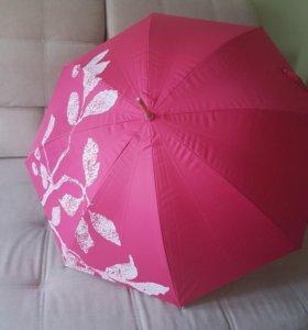 новый зонт-трость estee lauder