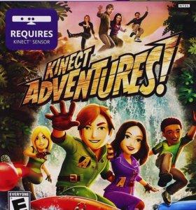 Диск игры для киннекта на Xbox 360