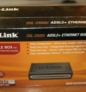 Роутер D-link 2500U