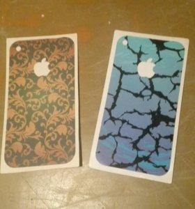 Пленки для iphone 2 или 3