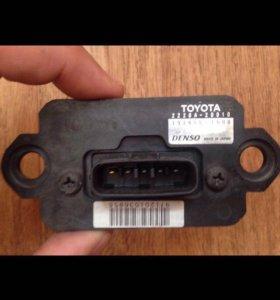 Расходомер воздуха Toyota 22204-20010