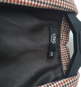 Платье тёплое UNQ, р40-42