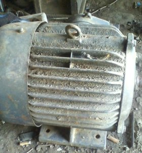 Электро двигатель 5.5кс 2980 об мин