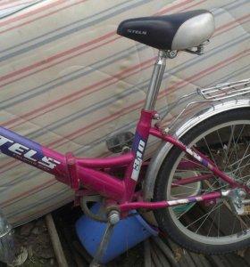 Подростковый велосипед.Торг.