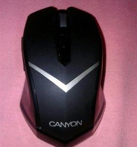 Мышка canyon model CNE-CMSW3