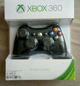 Гейпад беспроводной Xbox 360