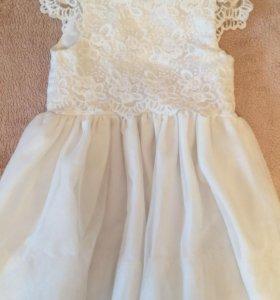 Платье на 1,5-2г