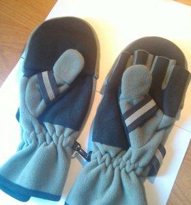 Перчатки-варежки флисовые Norfin 73