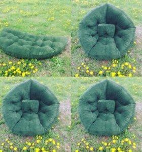 Бескаркасное кресло-матрас от производителя