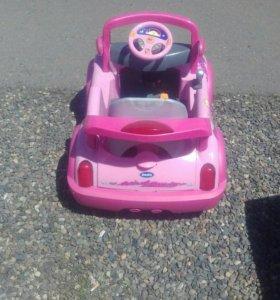 Детский электромобиль, автомобиль на ПДУ