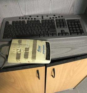 Клавиатура модем