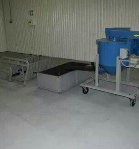 Оборудование для изготовления пеноблоков