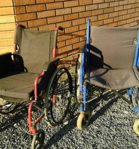 Инвалидная коляска б/у 1шт