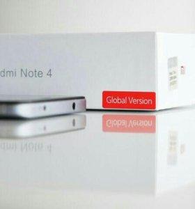 Xiaomi Redmi Note 4X Snapgragon Global vr 4/64