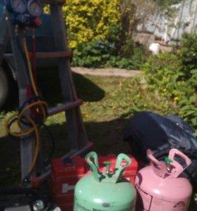 Ремонт кондиционеров и вентиляции