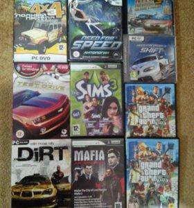 Игры PS DVD